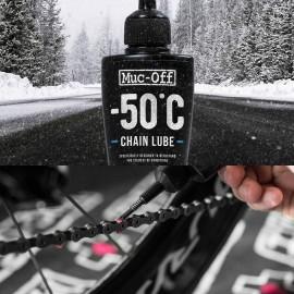 Lubrifiant chaine de vélo conditions extrêmes -50°C Muc-Off 50ml