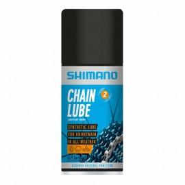 Lubrifiant chaines et cables Shimano 125ml