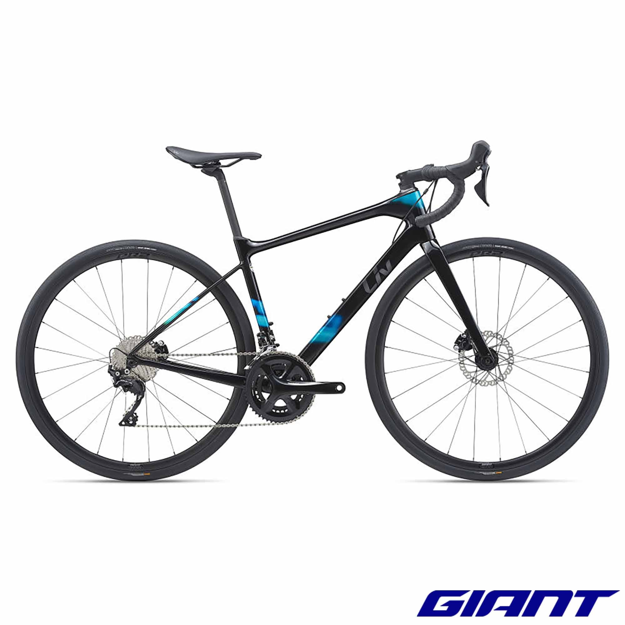 Vélo femme LIV Avail Advanced 2 Disc 2021