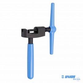 Dérive chaine gainé bleu UNIOR 1647HOBBY/4P